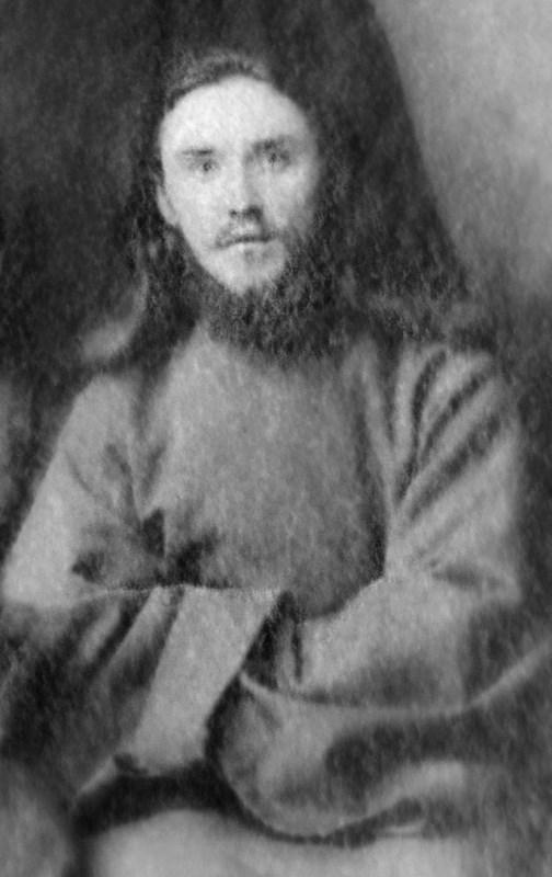 Священномученик Николай (Мезенцев)