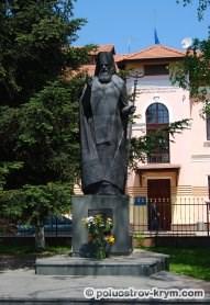 Памятник святителю Луке в Симферополе. Фото Ольги Иутиной