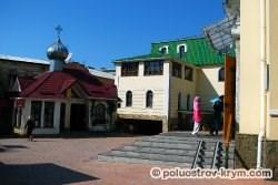 Свято-Троицкий женский монастырь в Симферополе. Автор фото Ольга Иутина