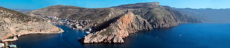 Полуостров сокровищ Крым